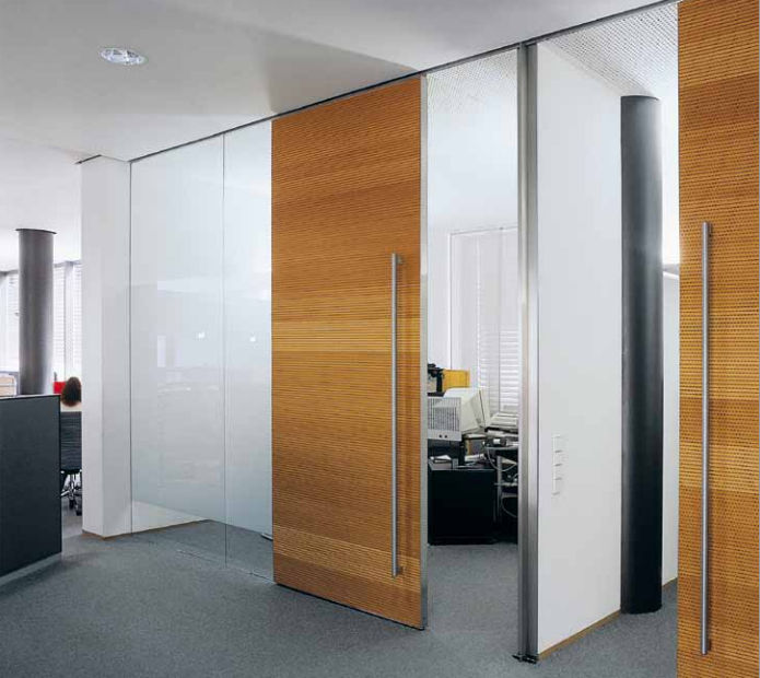 Macomb metal wood commercial door services installations repairs howard commercial door - Commercial double swing doors ...
